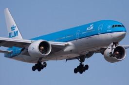 KLM Boeing 777-200ER (cc - Patrick Cardinal)