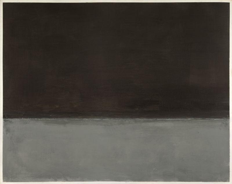 Mark Rothko Untitled1969. National Gallery Washington