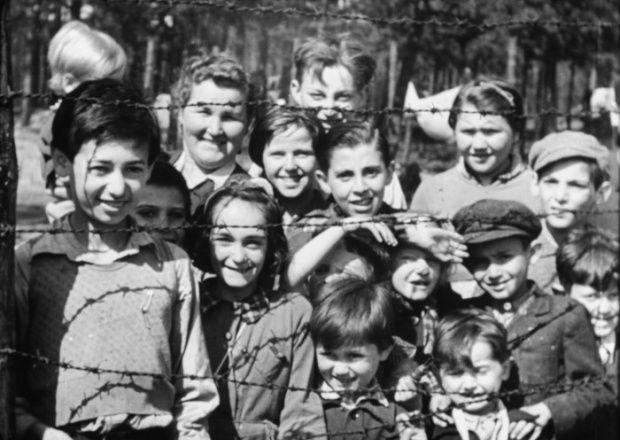 Still uit de Holocaust-documentaire van Hitchcock (EYE)