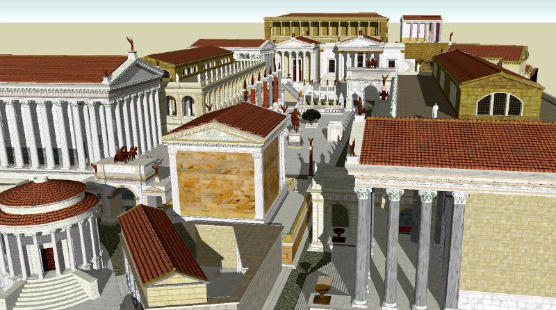 Gewone mensen in het Romeinse Rijk