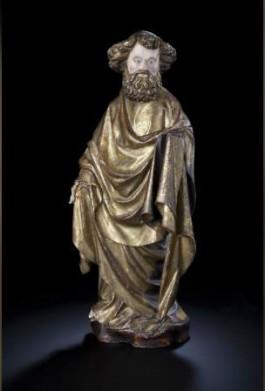 Het aangekochte Petrusbeeld (Catharijneconvent)