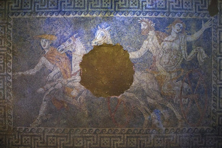 Mozaïek van Amphipolis