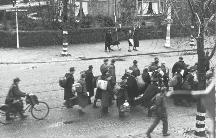 Razzia van Rotterdam (NIOD)