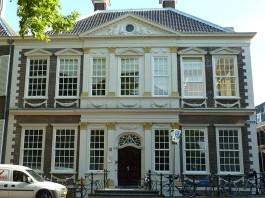 Voormalig kantoor aan Janskerkhof 13 in Utrecht - cc