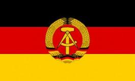 De DDR was bezig om zichzelf uit te vinden.