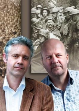 Ivo Janssen en Diederik van Vleuten