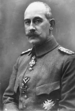 Max von Baden, de laatste rijkskanselier van het Duitse Keizerrijk