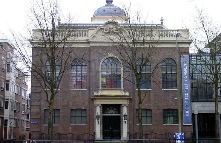 Joods Historisch Museum in Amsterdam - cc