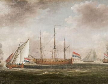 Schepen van de Middelburgse Commercie Compagnie