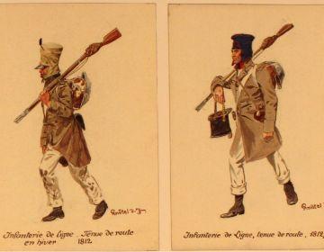 Ploeterde soldaat Ermers met dit tenue door de sneeuw van Warschau?