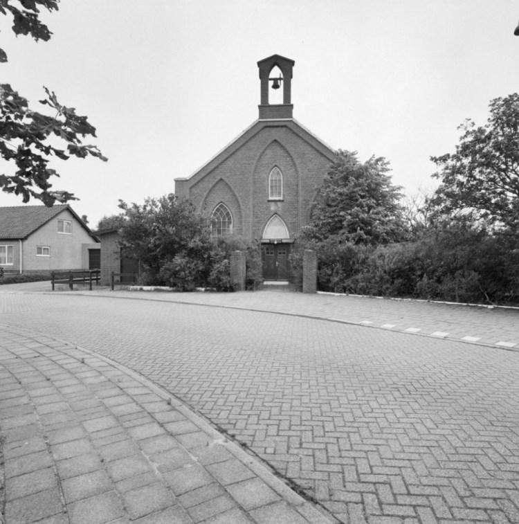 Kerkje van Scharendijke (RCE)