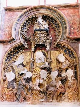 Vernieling in de Dom van Utrecht