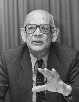 W.F. de Gaay Fortman in 1981 (cc - Anefo)
