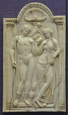 Hippolytos en Faidra (Römisch-Hermanisches Zentralmuseum, Mainz)