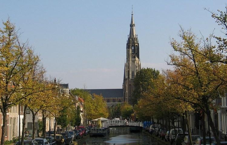 Nieuwe Kerk in Delft - cc