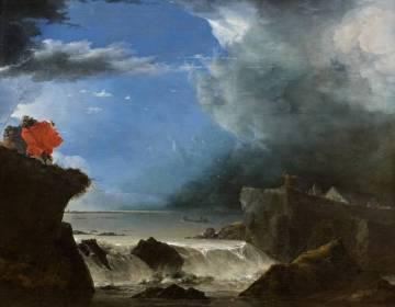 Het aangekochte schilderij van Jan Asselijn