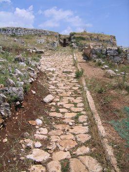 Romeinse weg - cc
