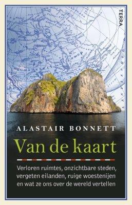 Van de kaart - Alastair Bonnett