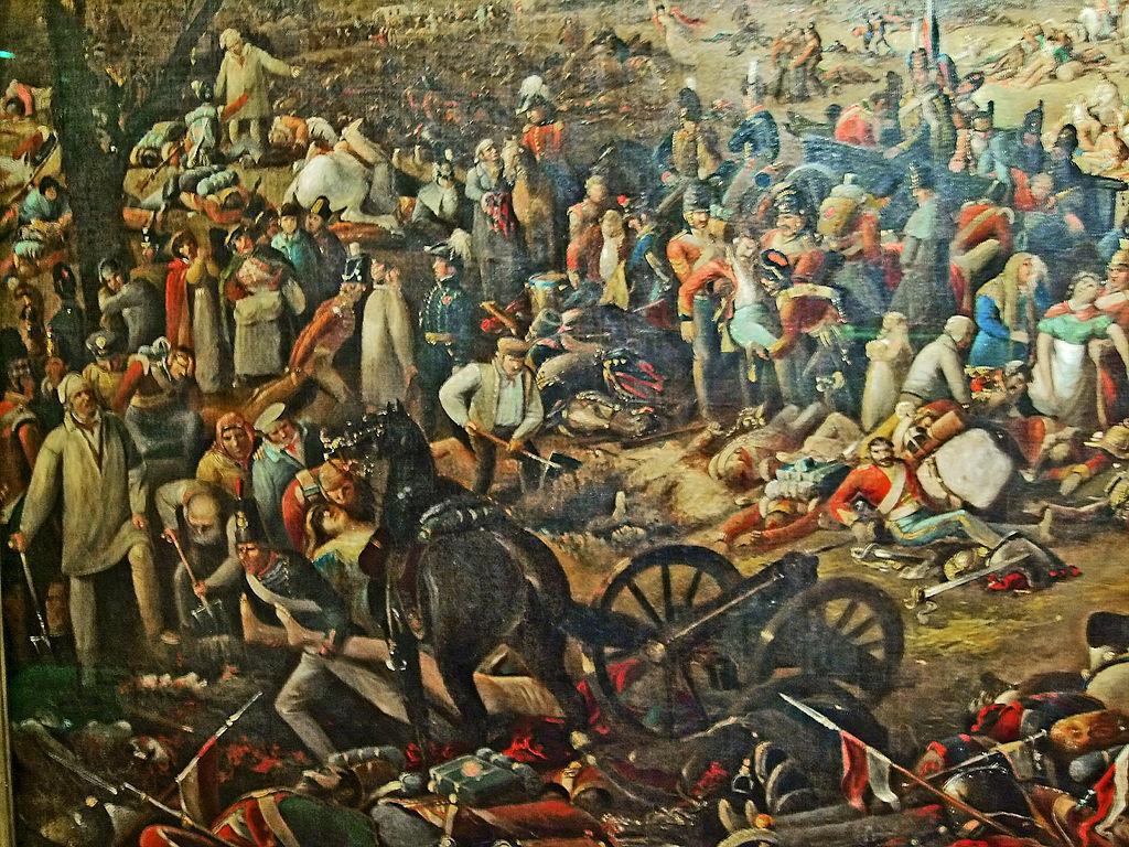 Beenderen slachtoffers Slag bij Waterloo gevonden