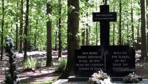 Verzetsgraf (Kamp Westerbork)