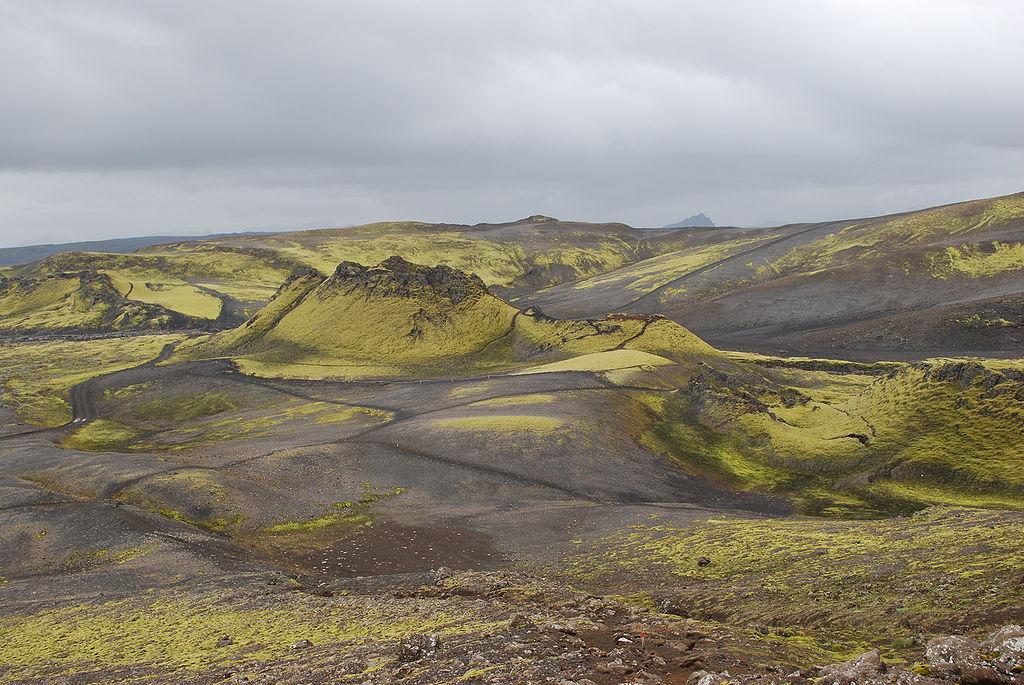 Vulkaan Laki - cc