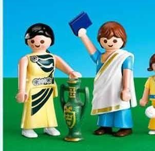 Playmobil Grieken