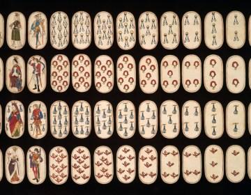 Het volledige kaartspel (MET)
