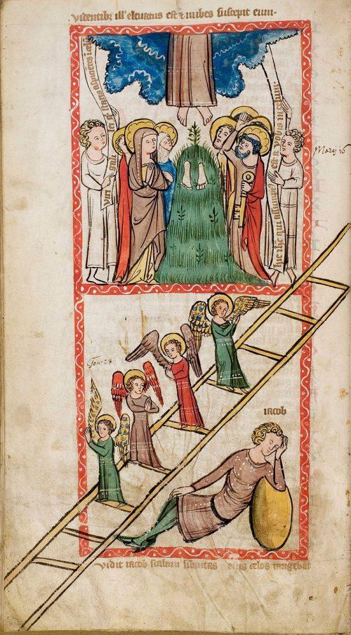 Speculum Humanae Salvationis, ca. 1360