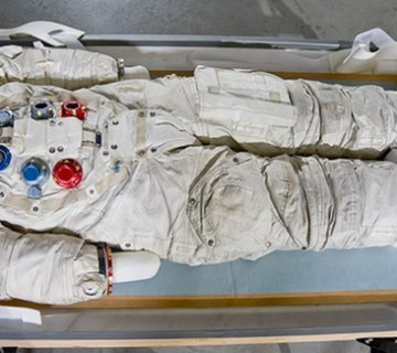 Het pak van Neil Armstrong (Kickstarter)