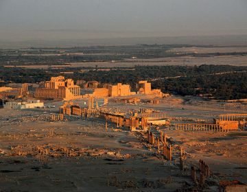 Ruines van Palmyra (cc - James Gordon)