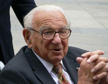 Sir Nicholas Winton in 2007 - cc