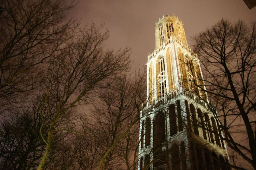 Domtoren van Utrecht (cc - Victor van Werkhooven)