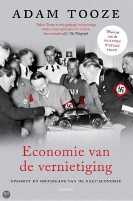 Economie van de vernietiging – Adam Tooze