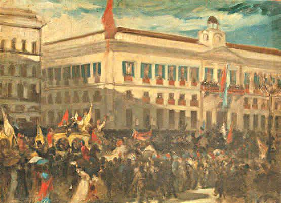 Glorieuze Revolutie, 1868