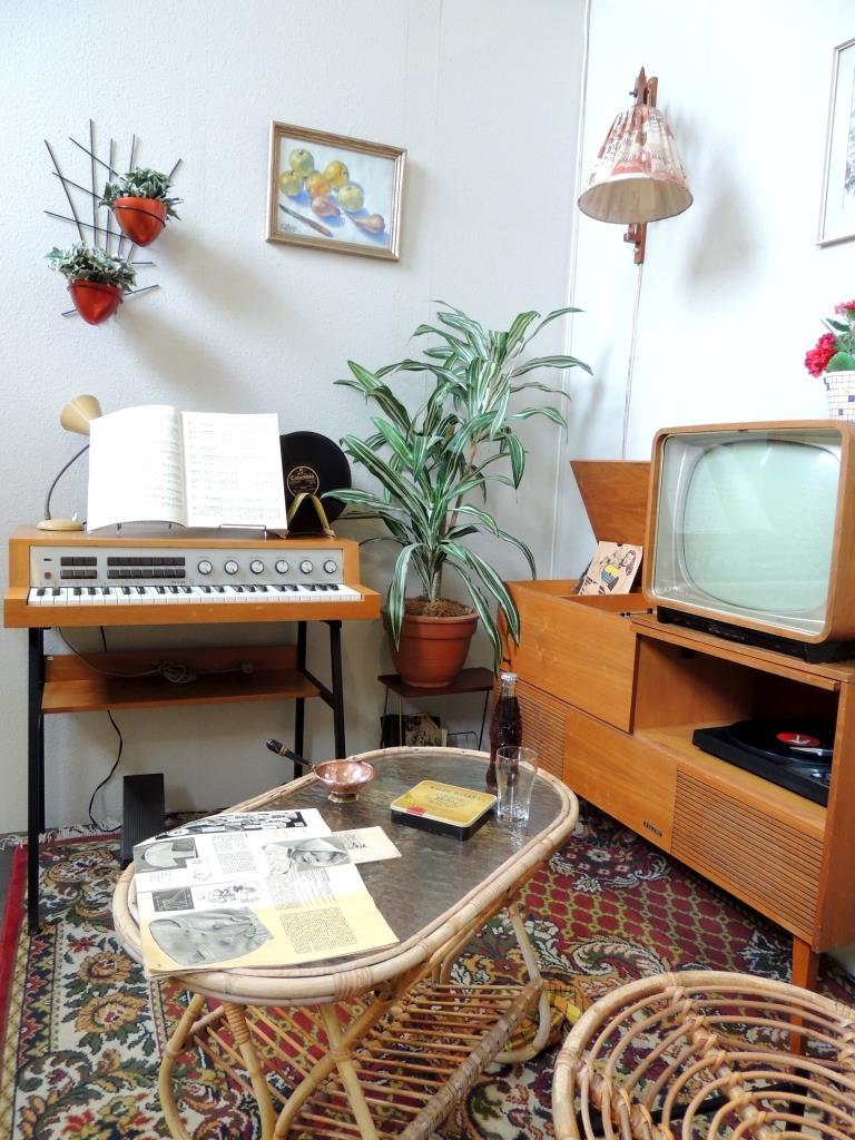 Het echte verhaal van de jaren 39 60 for Jaren 60 meubelen