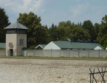 Concentratiekamp Dachau (cc - Patrick Huebgen)