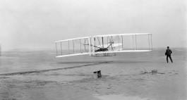 Gebroeders Wright, december 1903