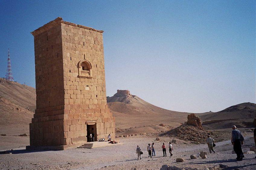 Graftoren van Elahbel - cc