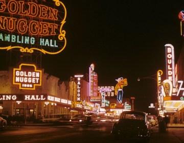 Oude foto van Las Vegas (1952)