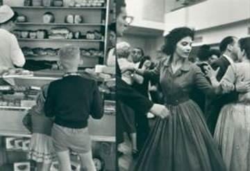 Joden van Amsterdam in de jaren vijftig - Leonard Freed