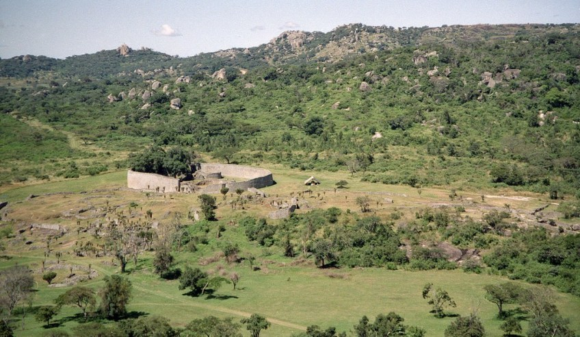 Groot Zimbabwe - cc