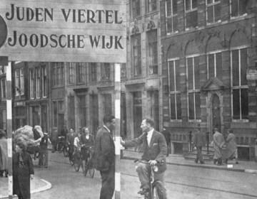 Joodse Wijk in Amsterdam tijdens de Tweede Wereldoorlog (annefrankguide.net)