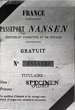Nansenpaspoort