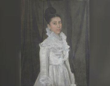 Symphony in White Girl in muslin dress - James Whistler