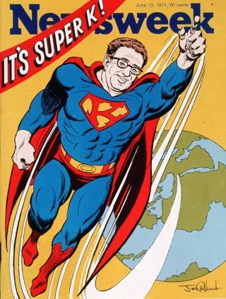 Kissinger op Newsweek: Super-K