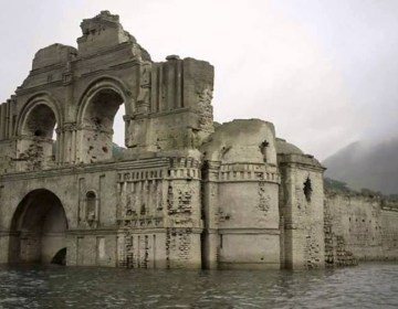 Het kerkje van Quechula (Still YouTube)