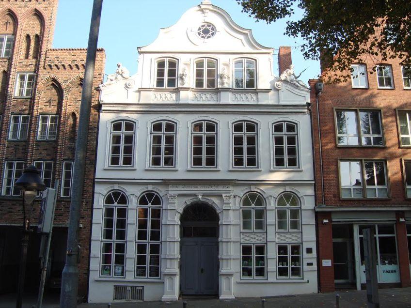 Het Buddenbrookhaus (c E. Ruis)