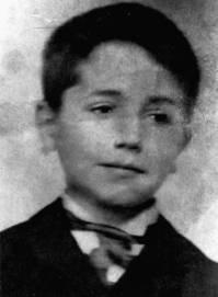 Azaña in zijn jeugd