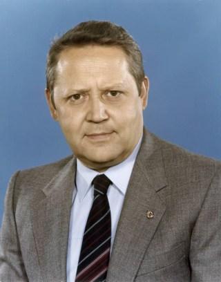 Günter Schabowski (Bundesarchiv)