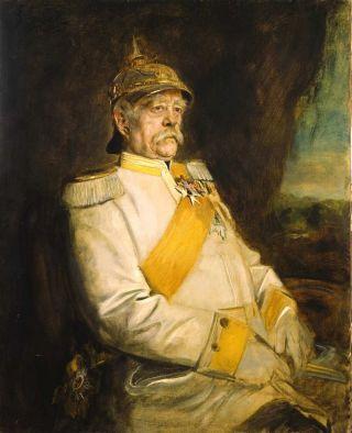Otto von Bismarck, 1890